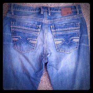 Men's BKE Tyler Boot cut jeans 33R